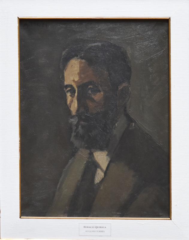 [Retrato de Horacio Quiroga]