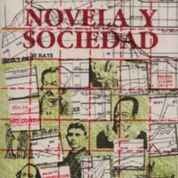 Novela y sociedad [cubierta]