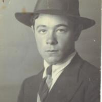 [Julio C. da Rosa a los 15 años]