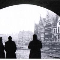 En Gante (Bélgica, 1951)