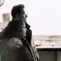 Amanda Berenguer y José Pedro Díaz.
