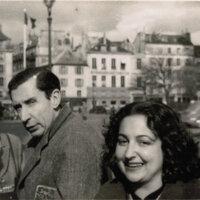Amanda  y el maestro, don Pepe Bergamín